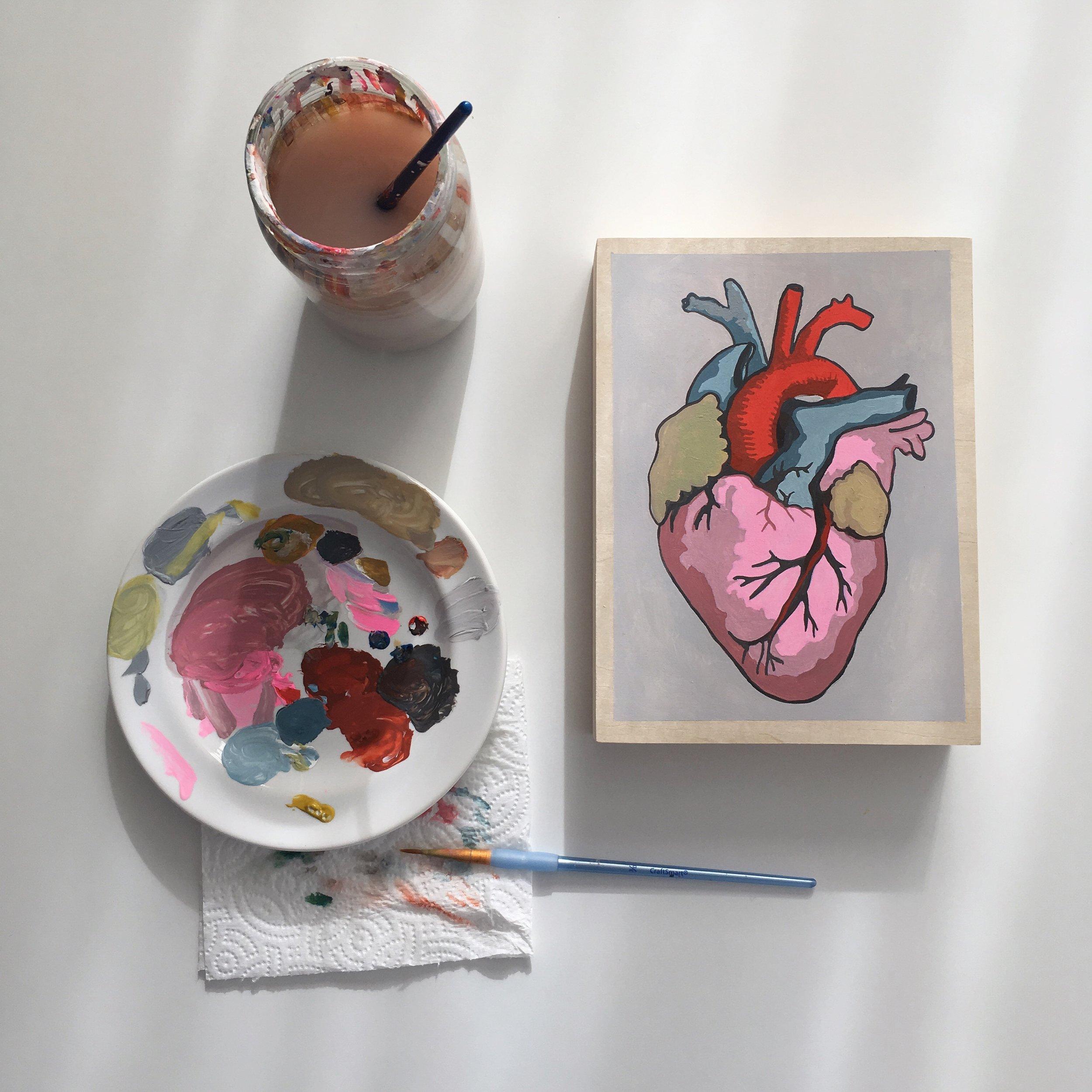 crystal moody   anatomy of a heart
