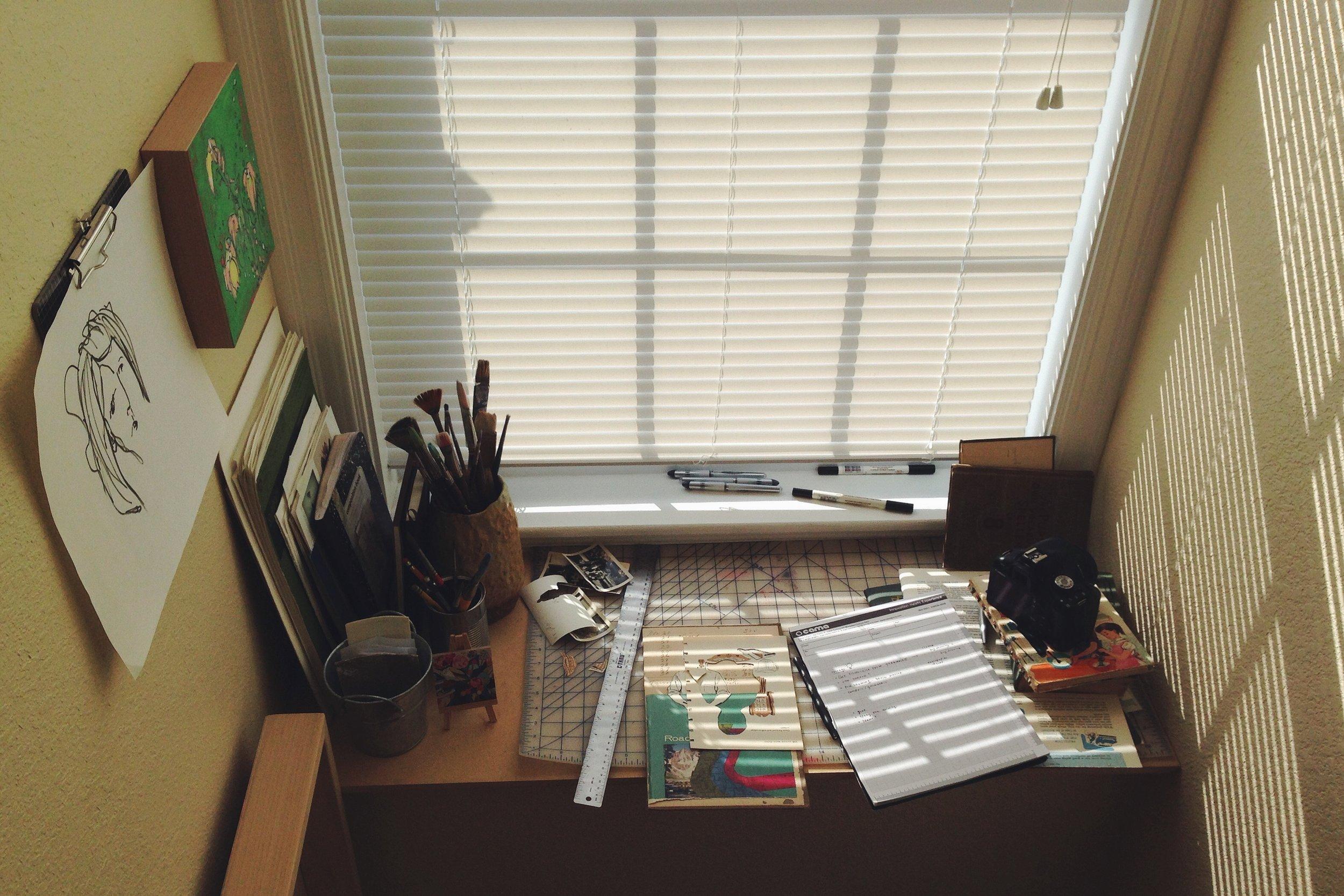 crystal moody | studio