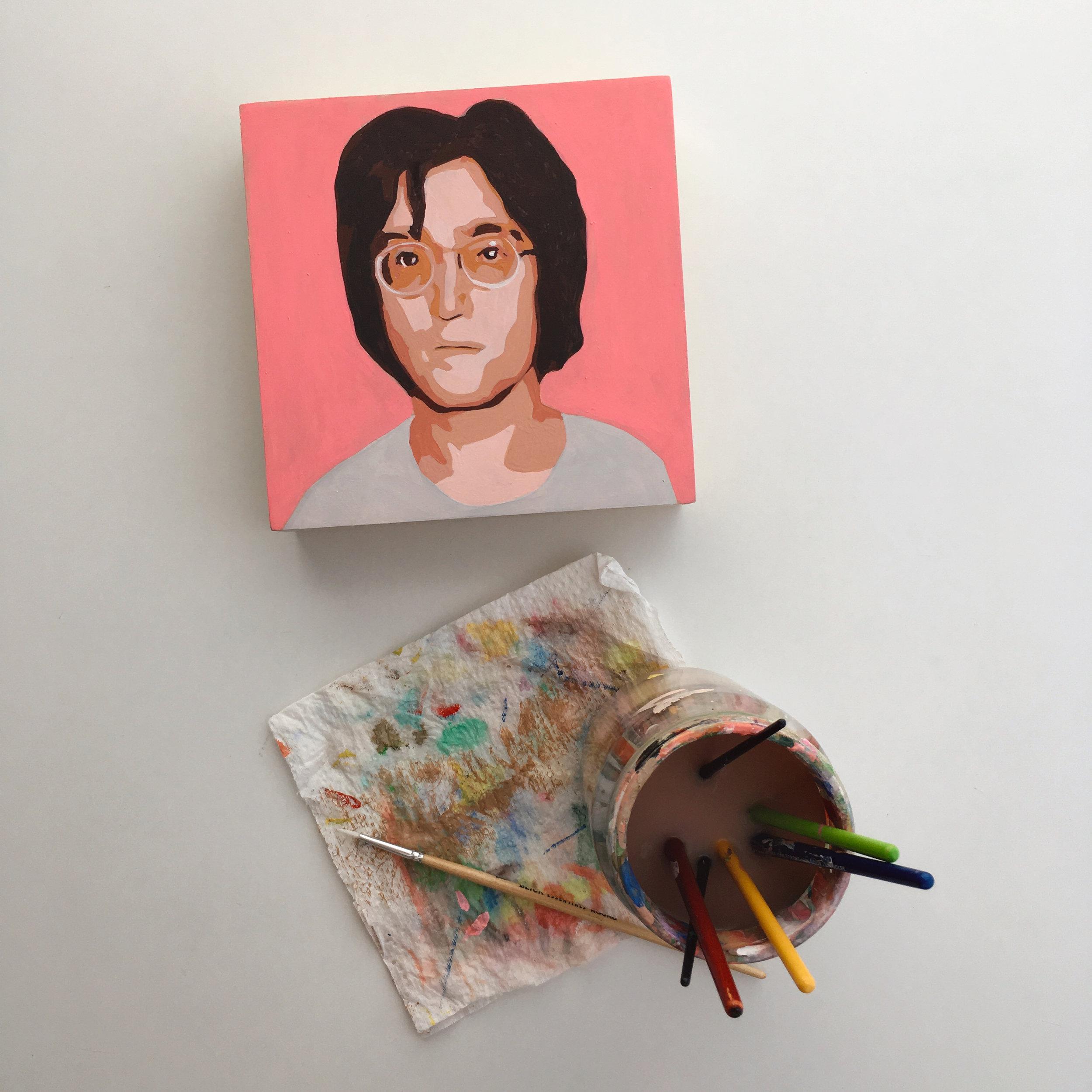 crystal moody   John Lennon