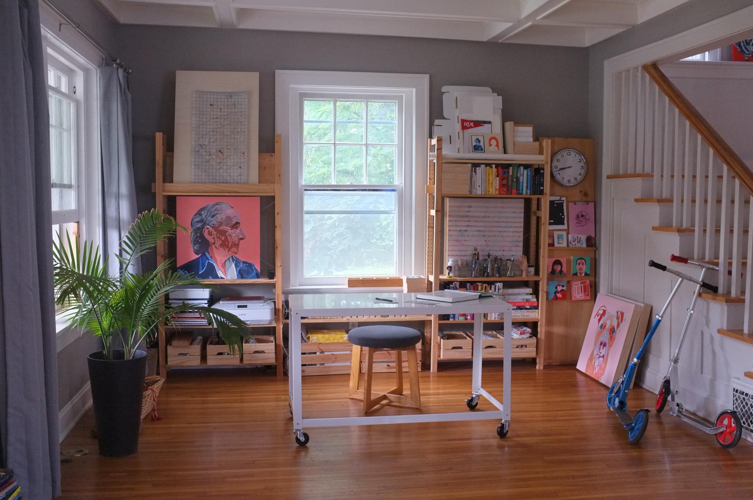crystal moody   studio