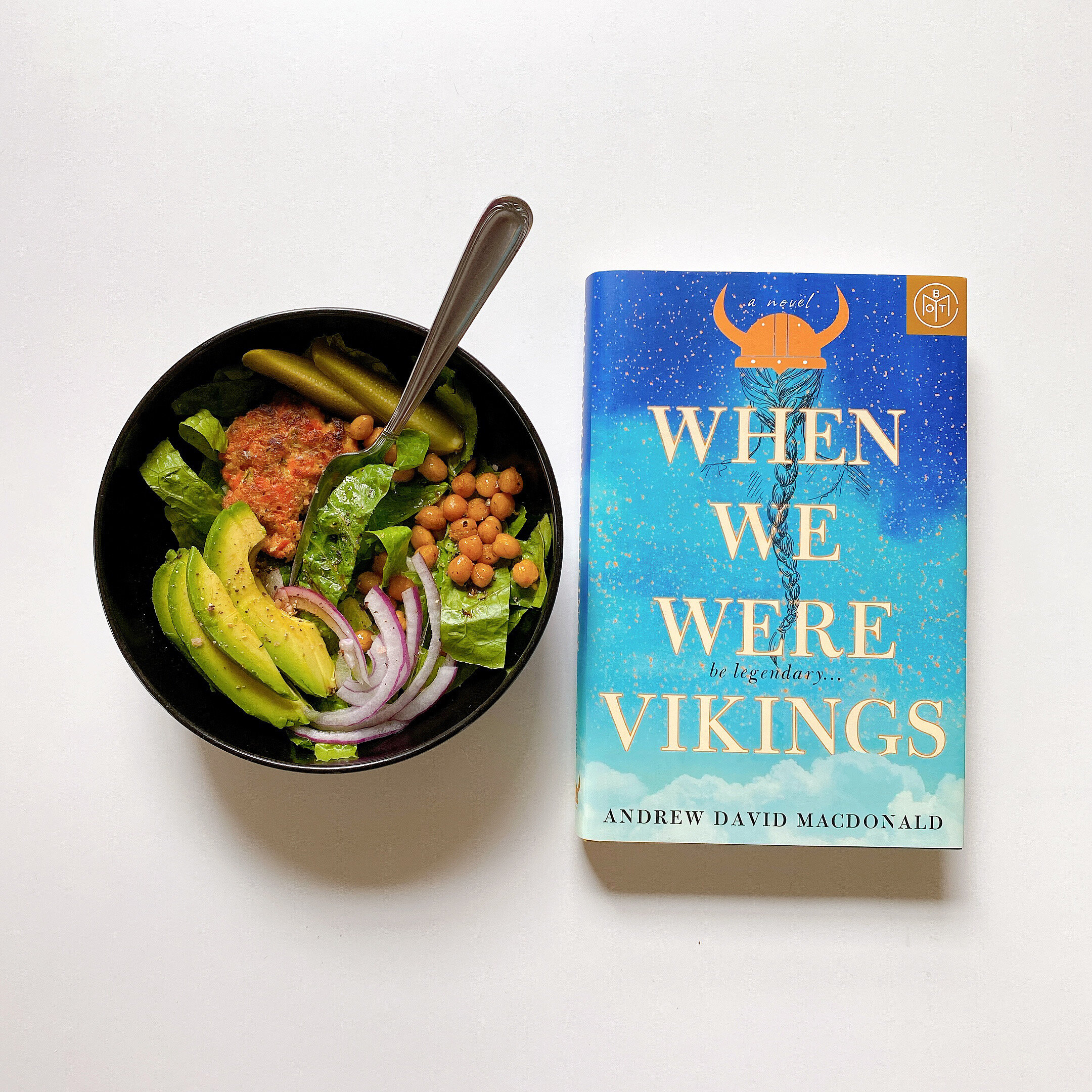 When We Were Vikings Book