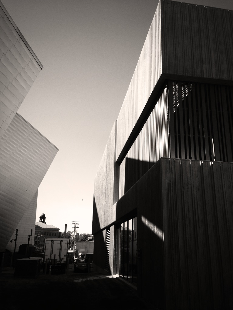 The Clifford Still Museum  by Allied Works Architecture.
