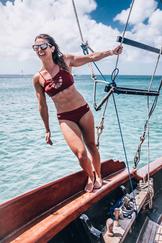 Jolly Pirates Cruise in Aruba