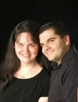 Our Children's Pastor Dr. Dustin Williams, and his wife Mrs. Allix
