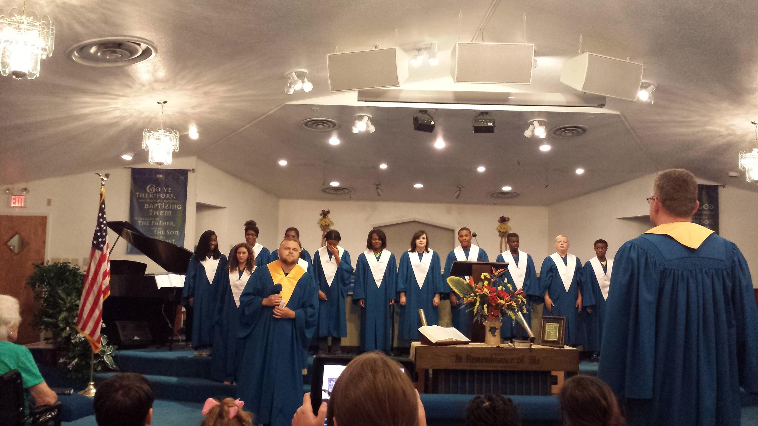 Revelations Choir