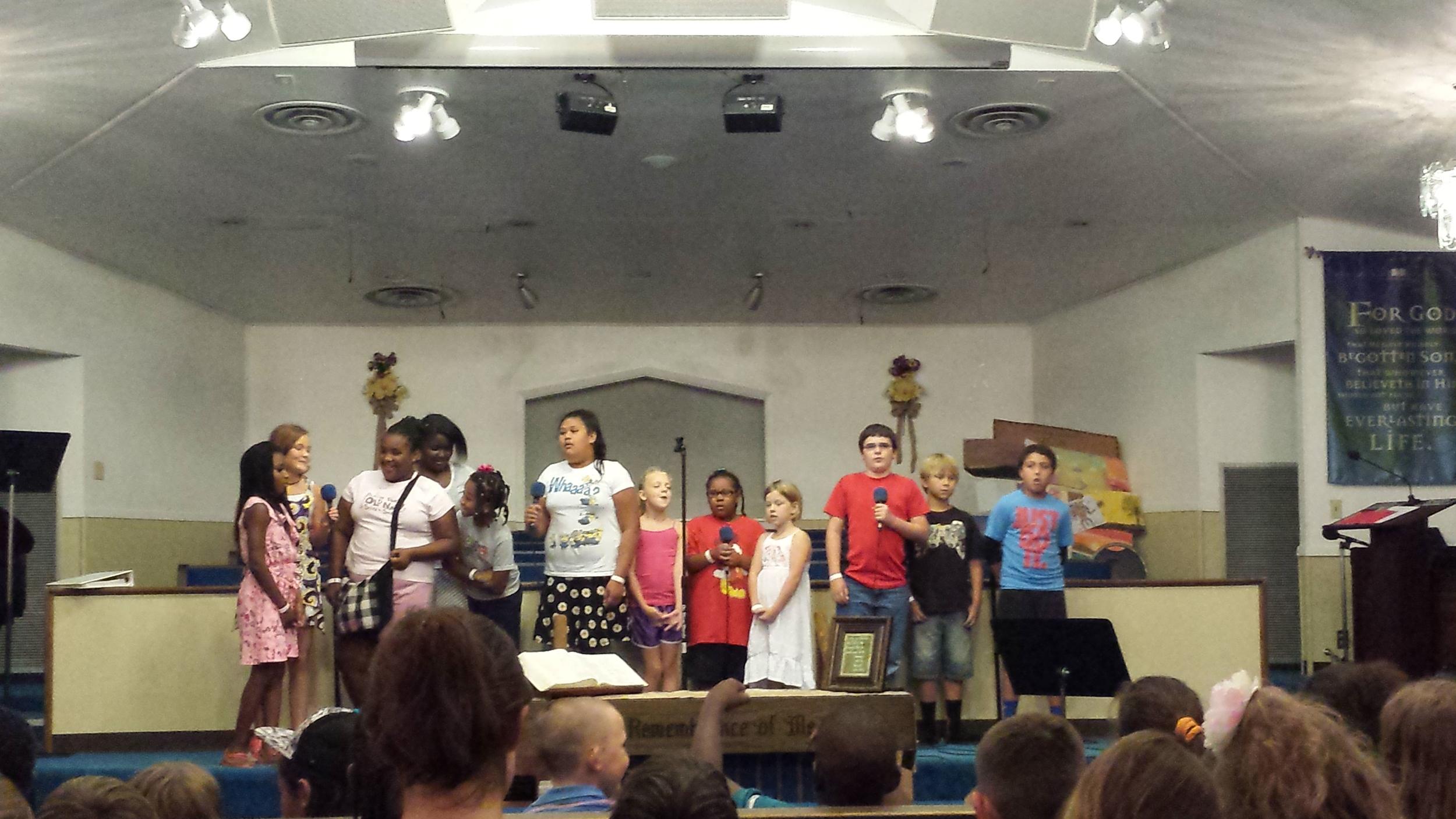 Witnesses Choir