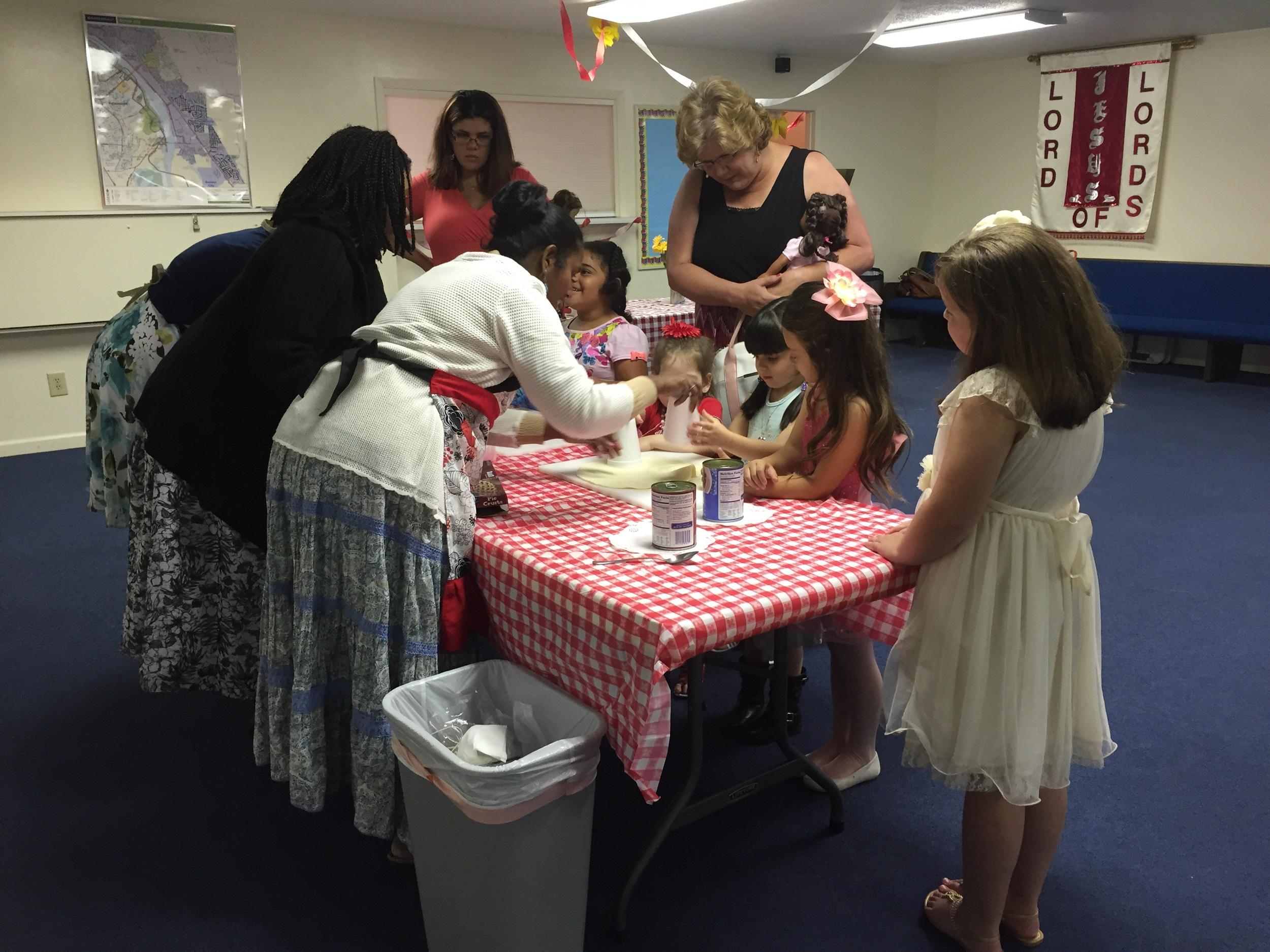Pie making!!!