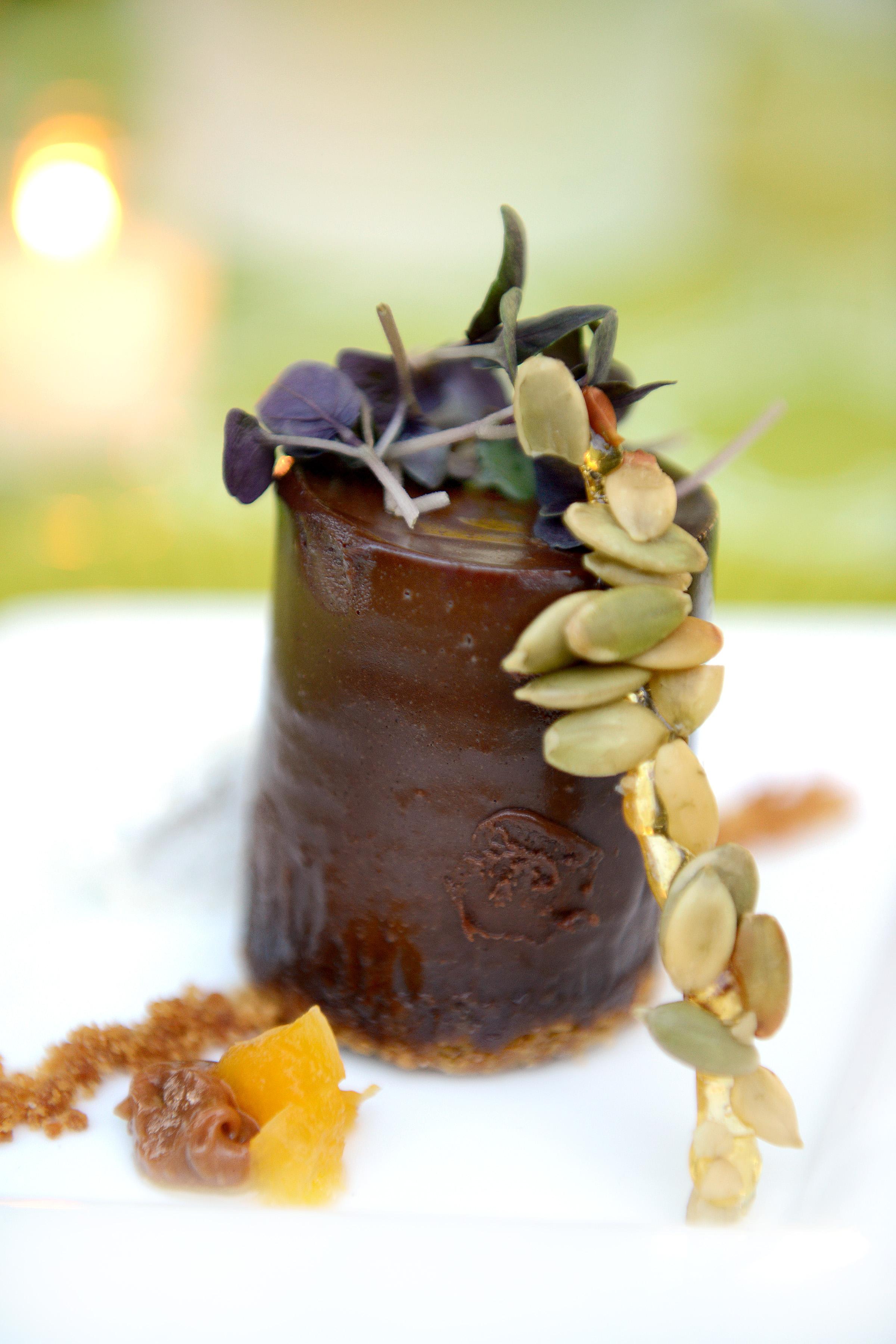 Dessert - Chocolate Pistachio Tower.jpg