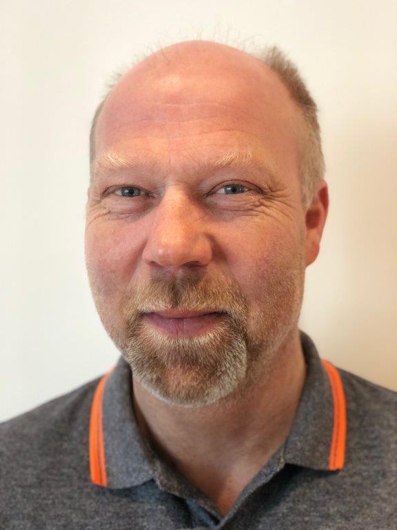 """""""Det at vi nå er svanemerket er en hyggelig annerkjennelse på at vi holder et høyt nivå når det kommer til miljø, energieffektivitet og klimapåvirkning"""". - - Morten Bodding, Driftssjef Nor Tekstil avd Oslo"""