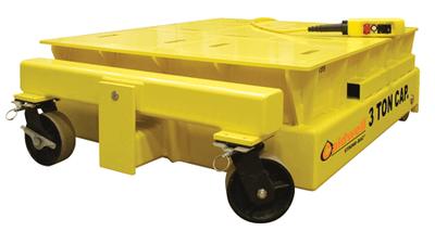Steerable Transfer Cart
