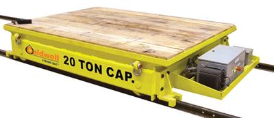 On-Rail Transfer Cart
