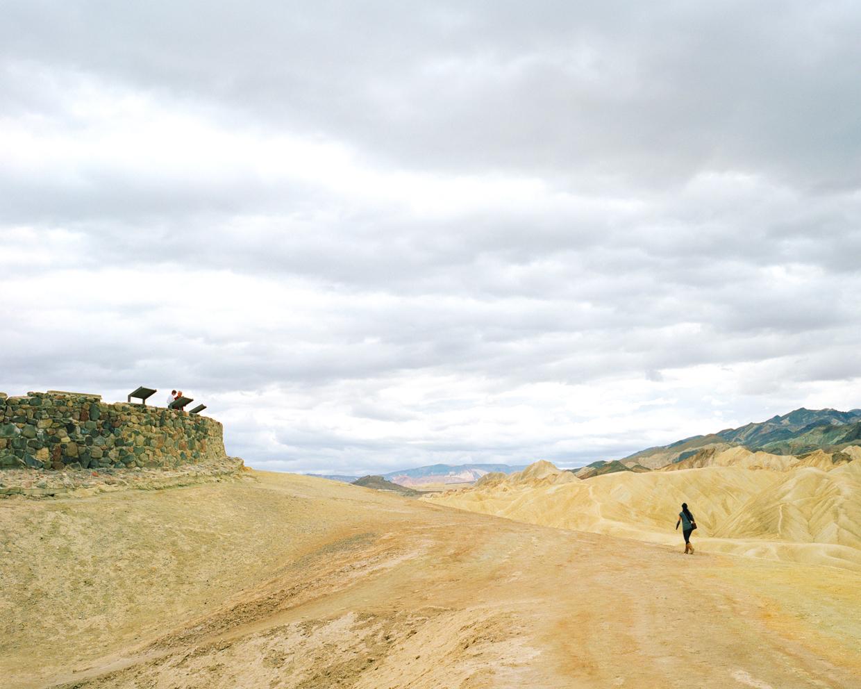 On the Yellow Mountain
