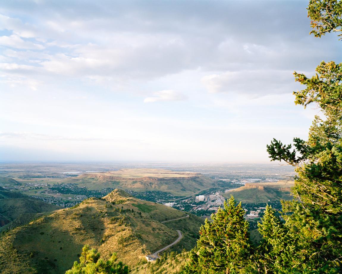 Untitled (Overlook Mountain)