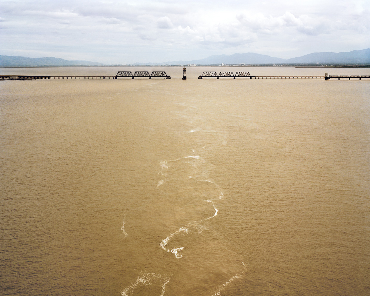 Dumbarton Bridge (#1), 2012