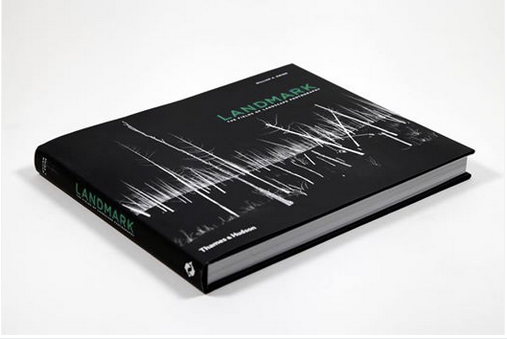 I am pleased to announce that  Landmark:  The Fields of Landscape Photography   has been released and is now available for  purchase .  The book was curated by William A. Ewing and published by Thames & Hudson.  I am honored that my work was chosen to be published alongside the work of 100 photographers, including renowned photographers as Andreas Gursky, Richard Misrach, Susan Derges and many others.  The book has already received positive reviews from Vince Aletti, the Financial Times and Architectural Digest.