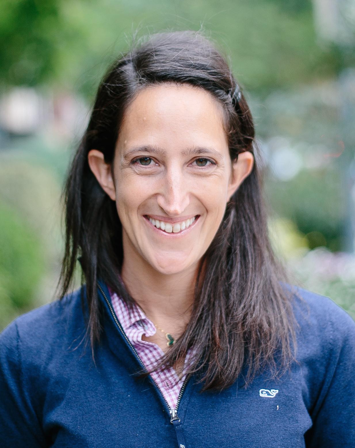 Danielle Vogel, Glen's Garden Market co-founder