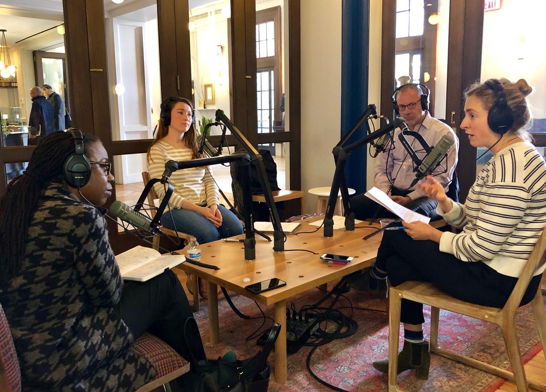 Investing in Food, Episode 1: Inside the Mind of the Investor  with Celeste James, Leila Otis and Eric Kessler
