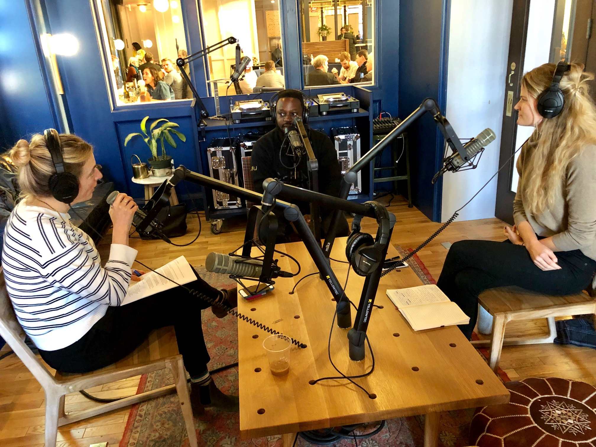 Investing in Food, Episode 2: Filling the Gaps with Chris Bradshaw & Tom McDougall  and Katie Jones, Food Security Initiative Director at the Bainum Family Foundation