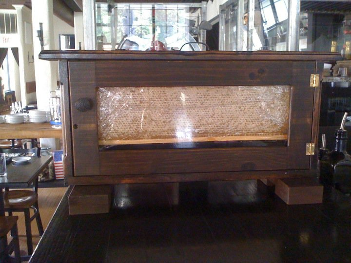 Display case for Whole Frames - $75