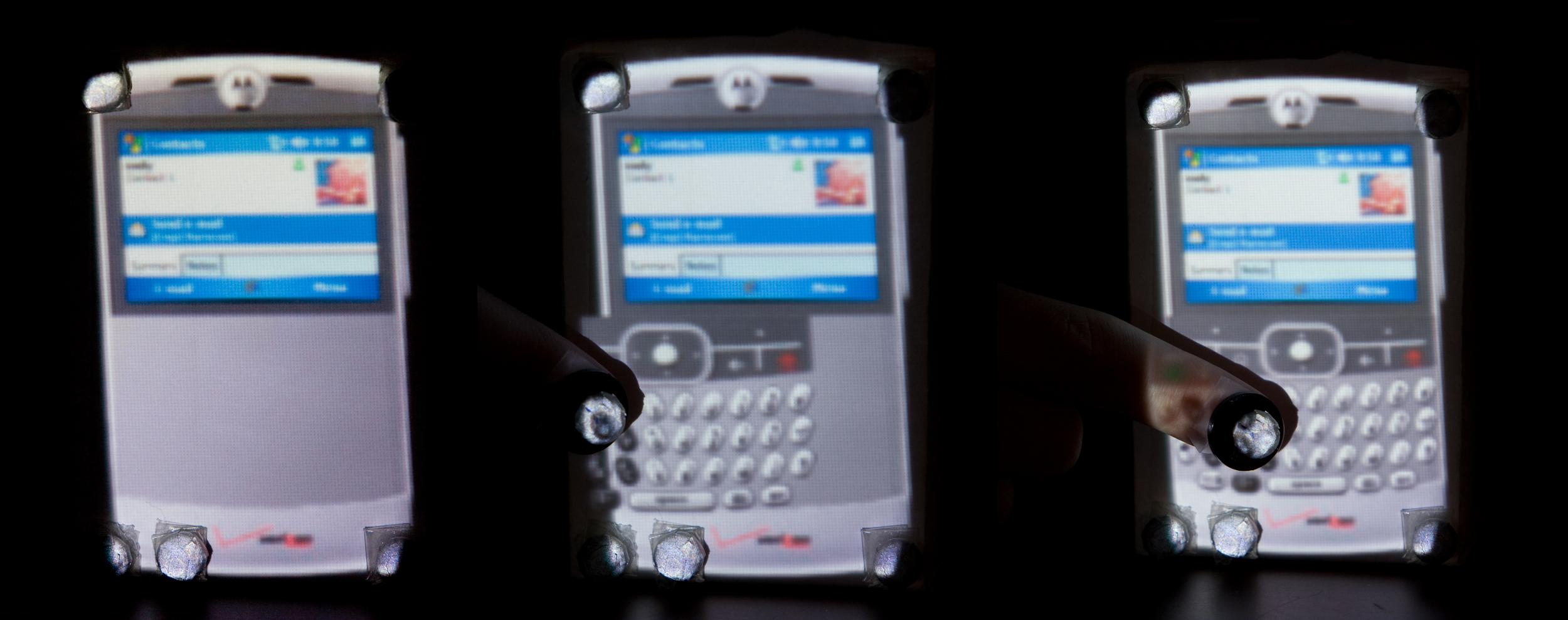 displayobjects workbench (2008) styrofoam blackberry with ui editor