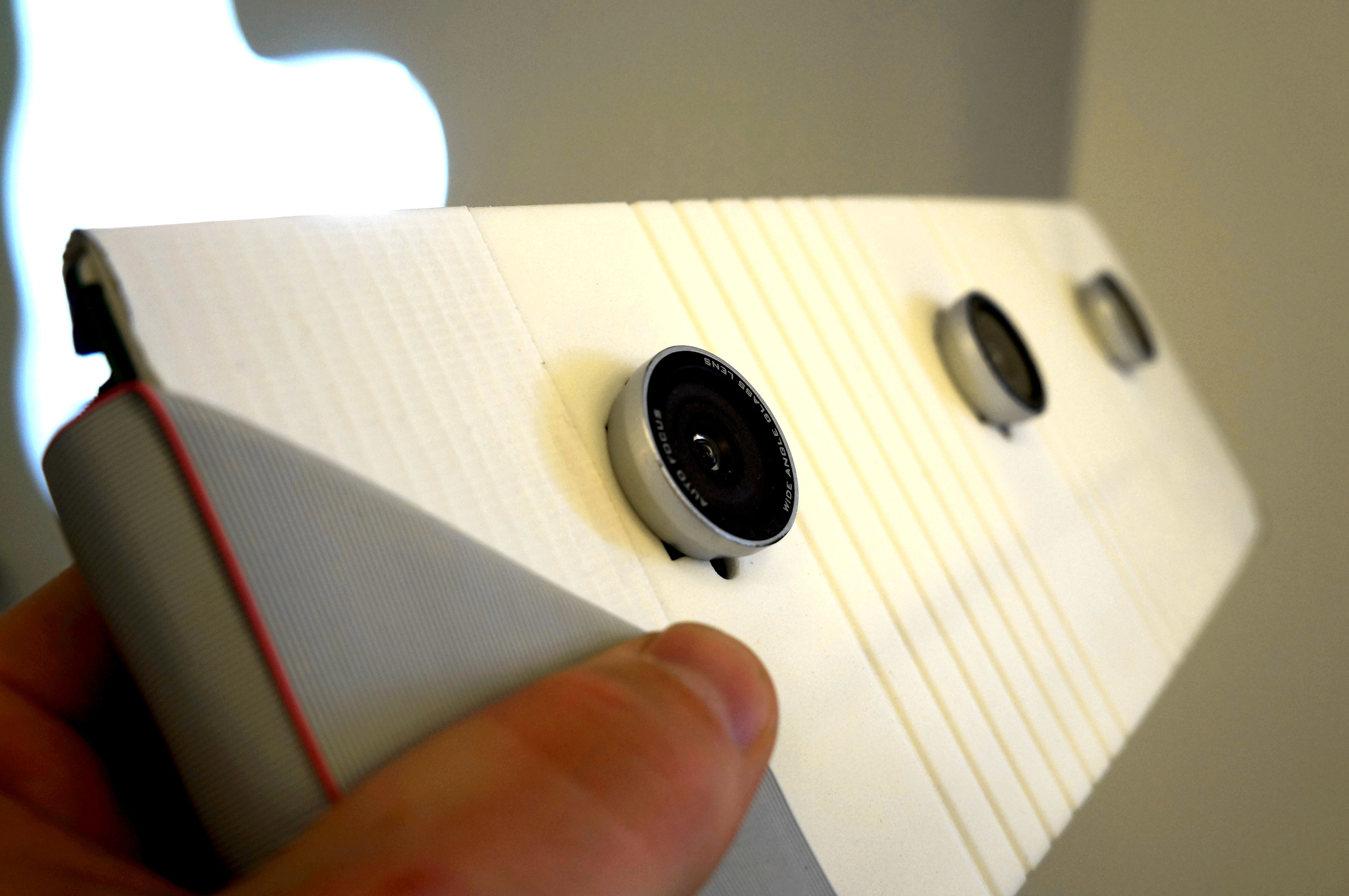 flexcam (2012) the camera is the photograph