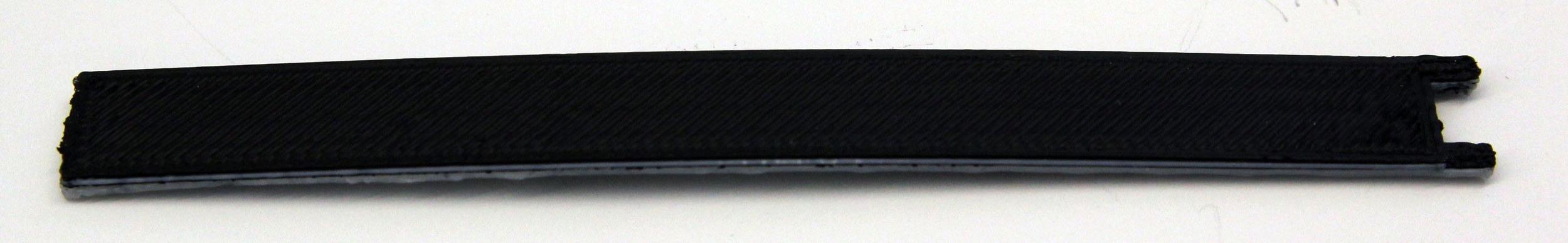 PrintPut (2015): 3D Printed Bend Sensor (Pressure Based)