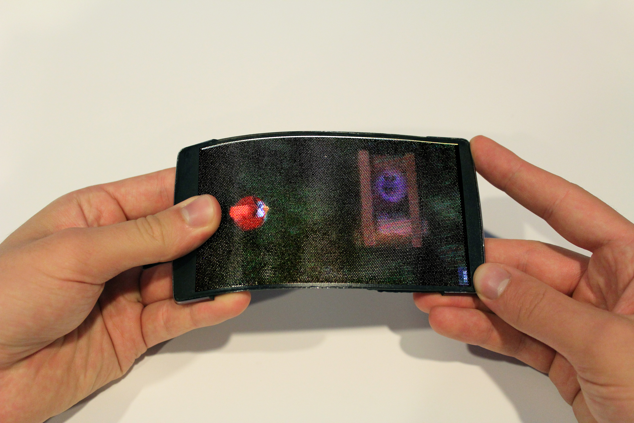 HoloFlex (2016): Holographic 3D Game