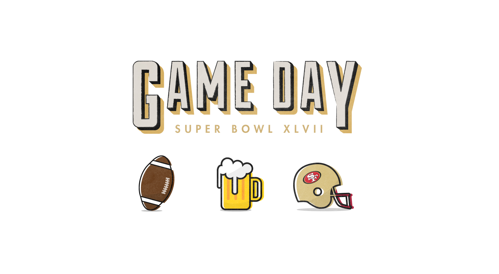 Super Bowl XLVII - Illustration