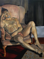 "The Rest , Daniel Maidman, 2010, oil on canvas, 48""x36"""