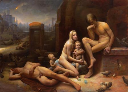 Amonst the Ruins - Adam Miller