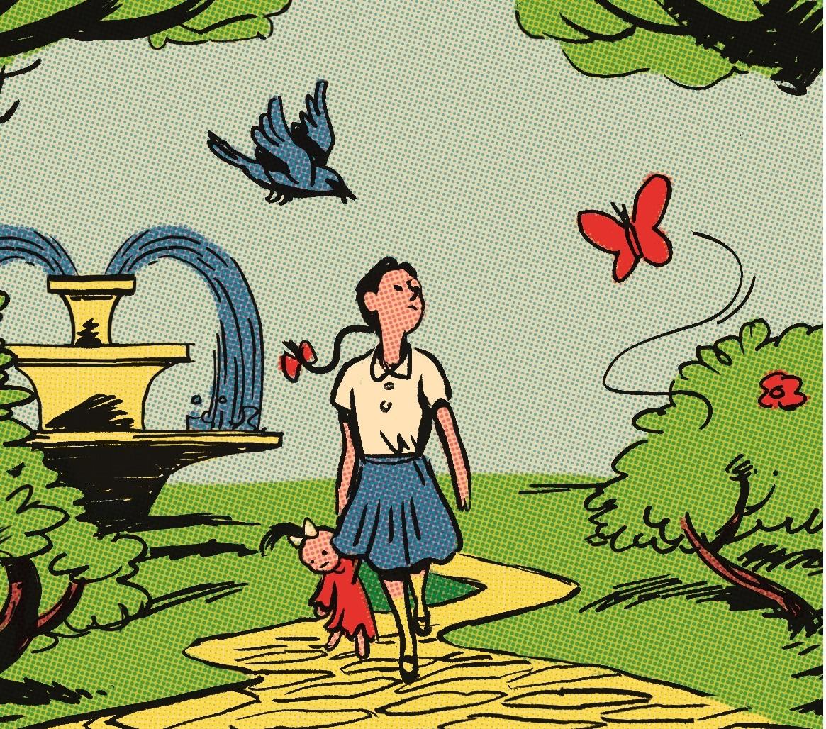 Alice in the Park