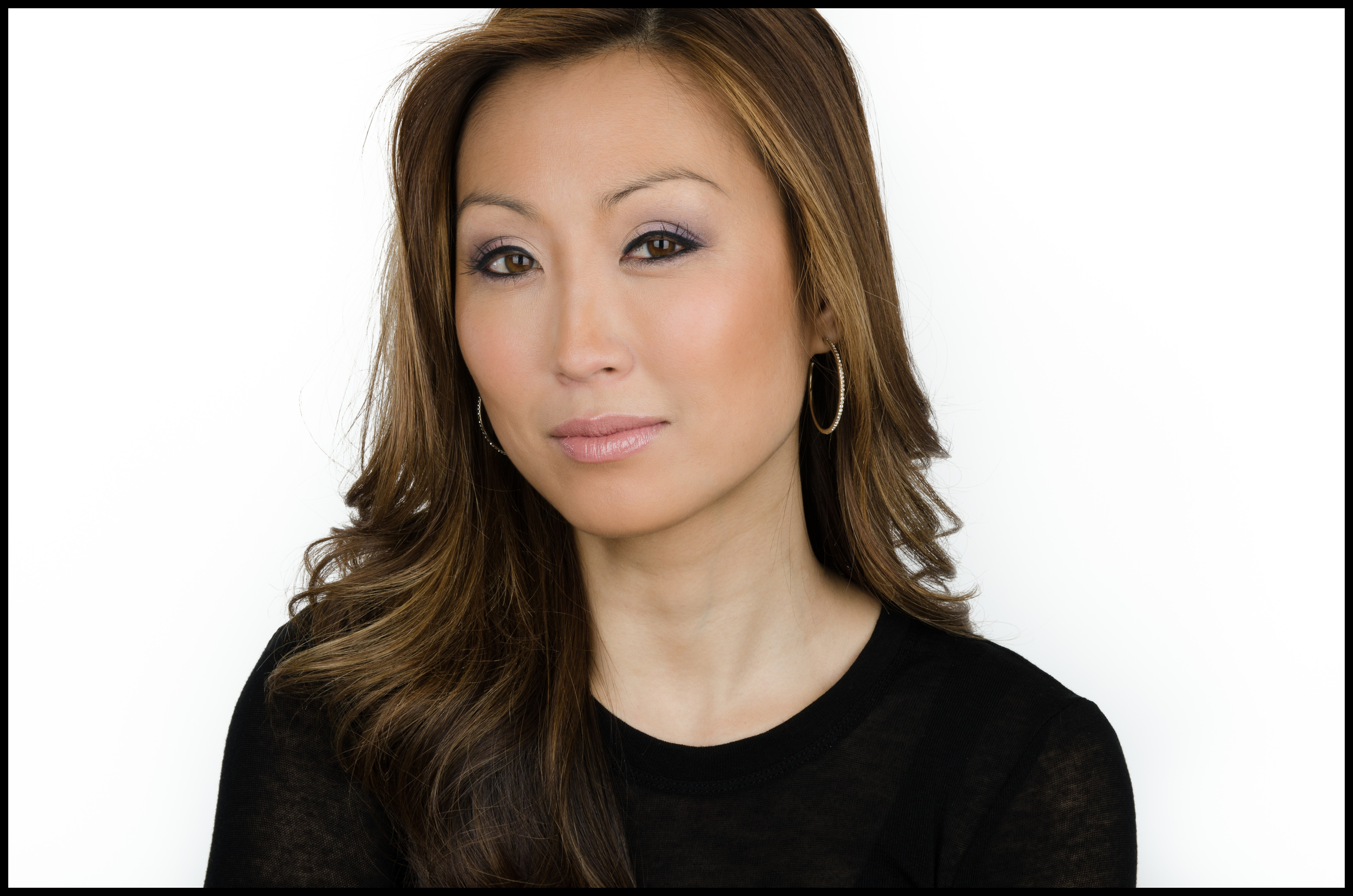 CNN International anchor Amara Walker