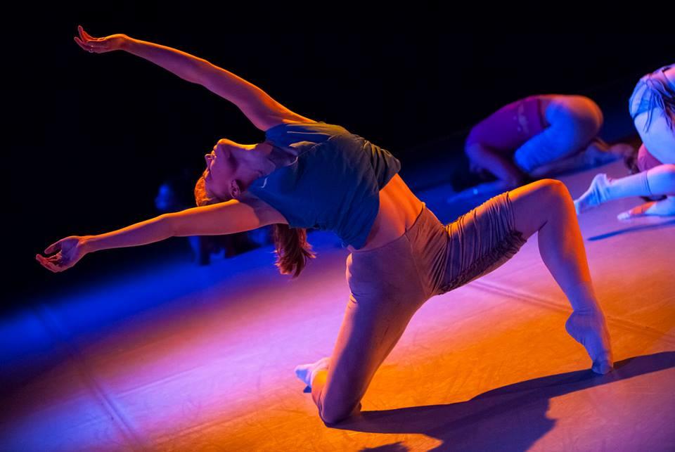 Briley Neugebauer of Polaris Dance Theatre