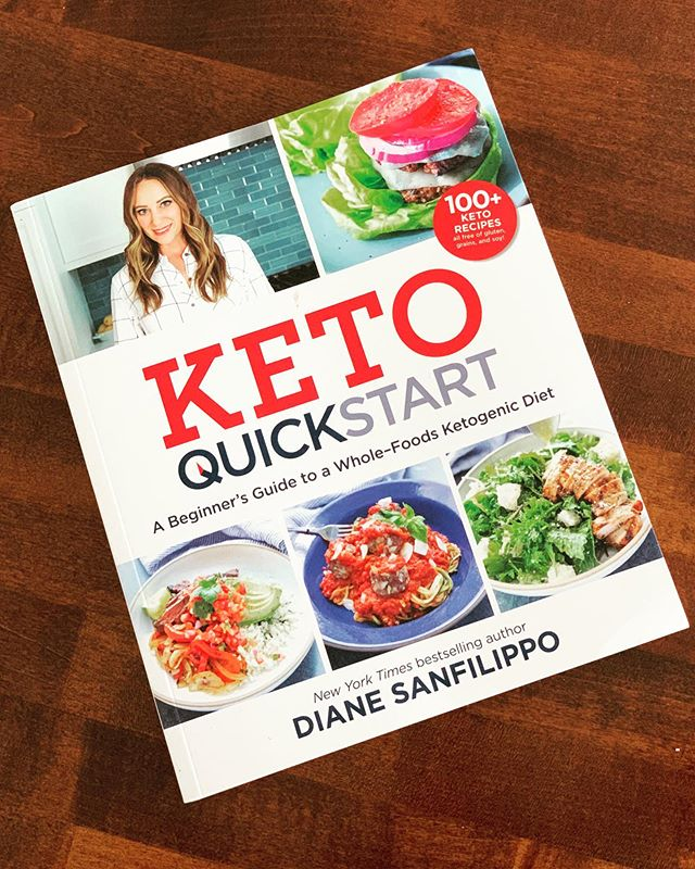 #giveaway alert!!! Are you keto curious bit wondering where to start? Well, this super amazing book is for you! Diane has done it again and created a stunning guide with a beautiful balance of info, meal plans and recipes. I especially love the beef satay skewers 😋 Who's keto best for? - someone wanting to become pregnant but who is insulin resistant or struggling with PCOS - someone who wants to become more fat adapted and give a cyclic keto diet a shot (keto for 3 months) - an athlete on a periodized training schedule and is in a recovery cycle and wants to train their body to burn both carbs and fat for fuel in a heavy training cycle  How to enter? - tag a friend - both follow @megthemidwife and @dianesanfilippo  Winner will be sent a copy of this amazing guide on Friday!!!