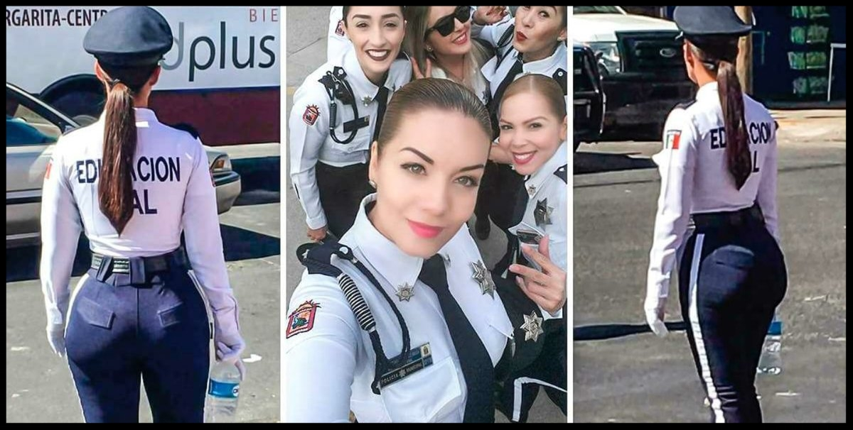 Culiacan...where even the traffic police are sexy!
