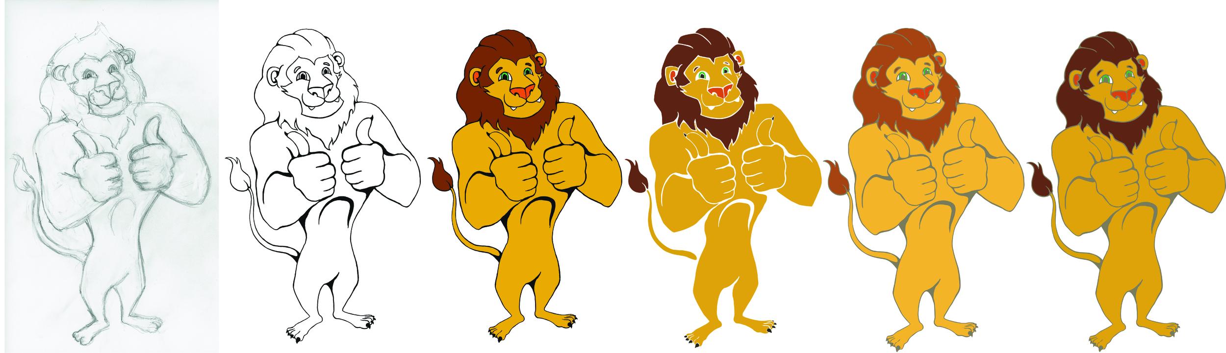 Lion Progress.jpg