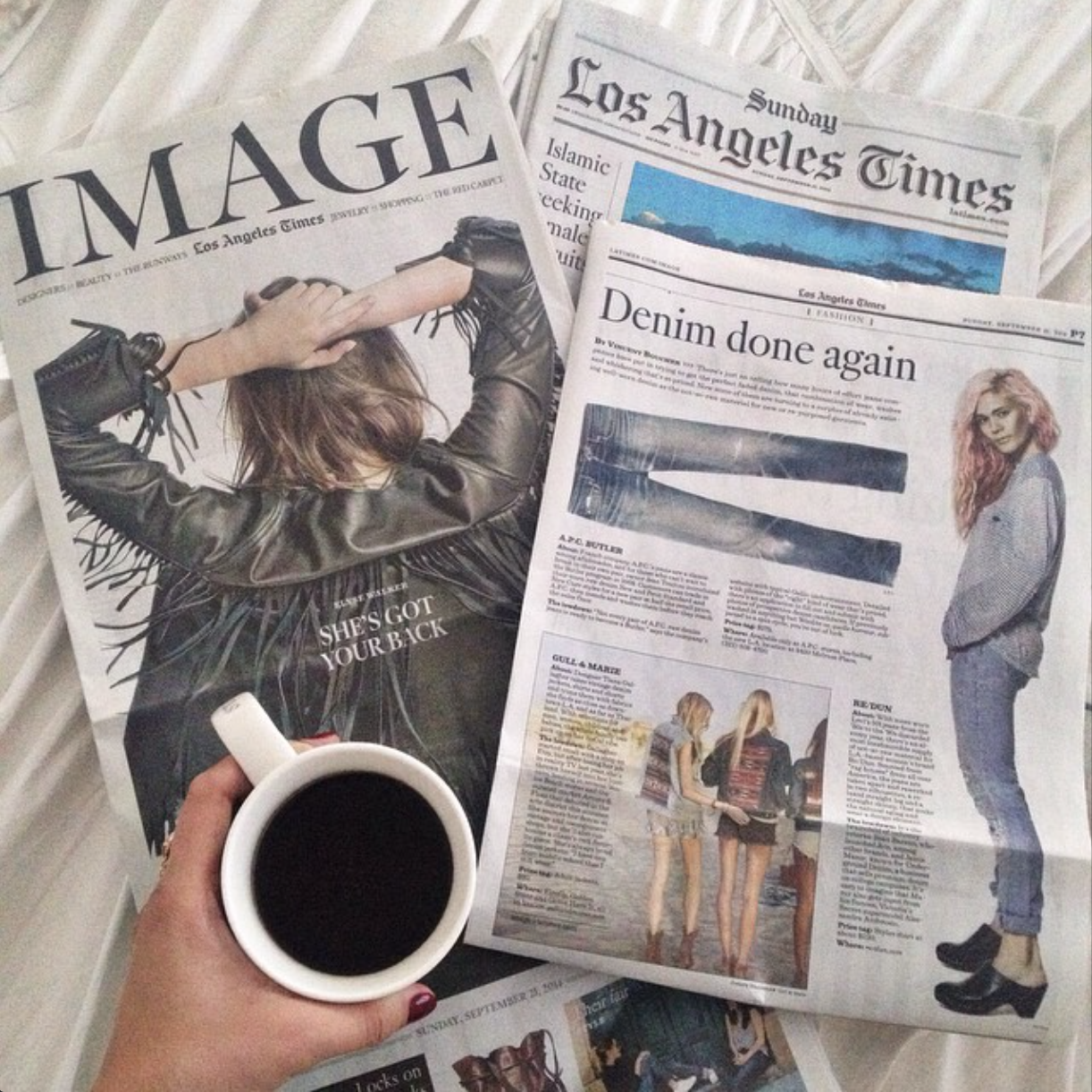 Los Angeles Times -