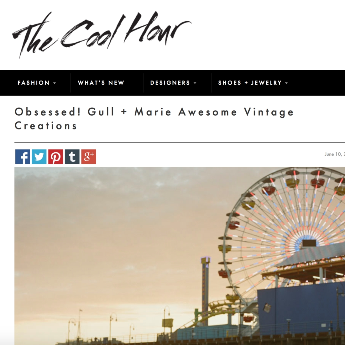 The Cool Hour -