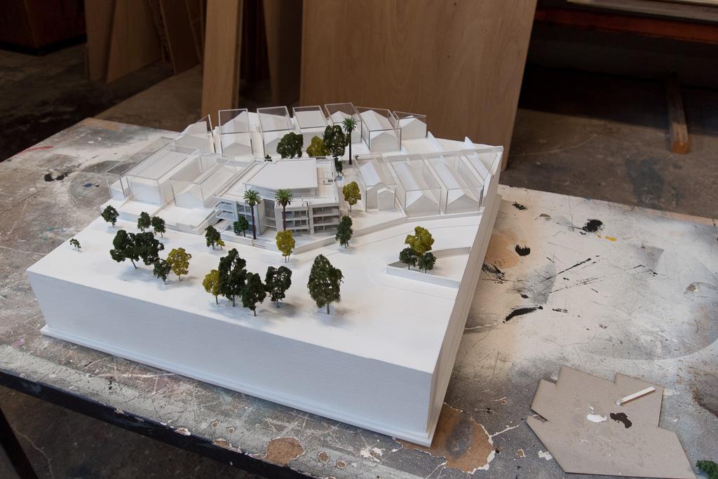 Architectural DA Model