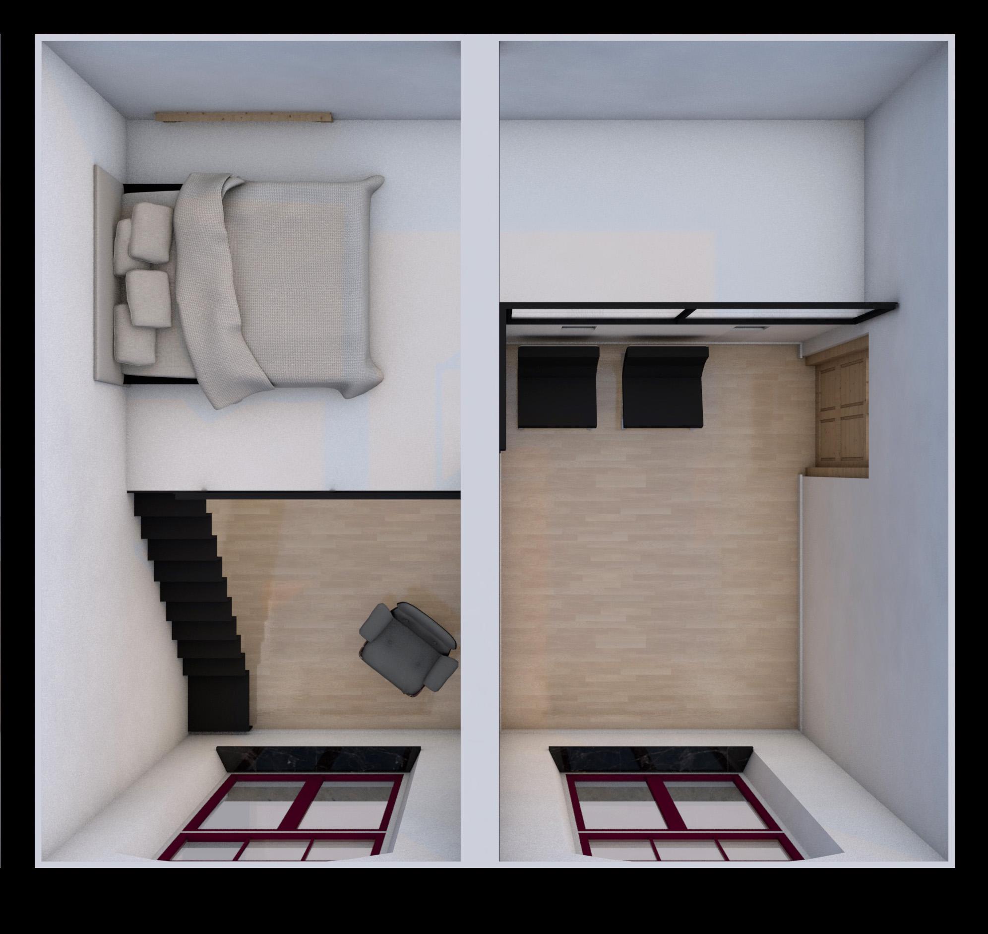 mezzanine verdieping
