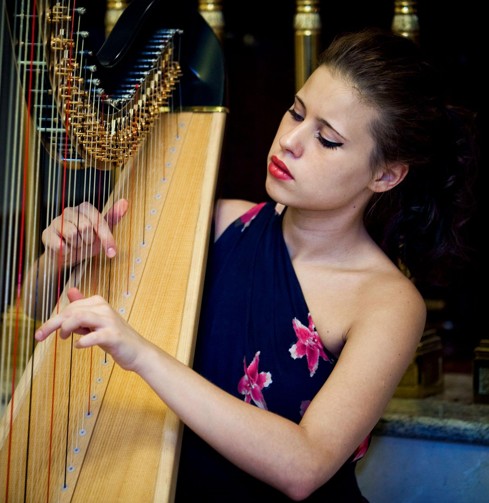 harpist for hire london