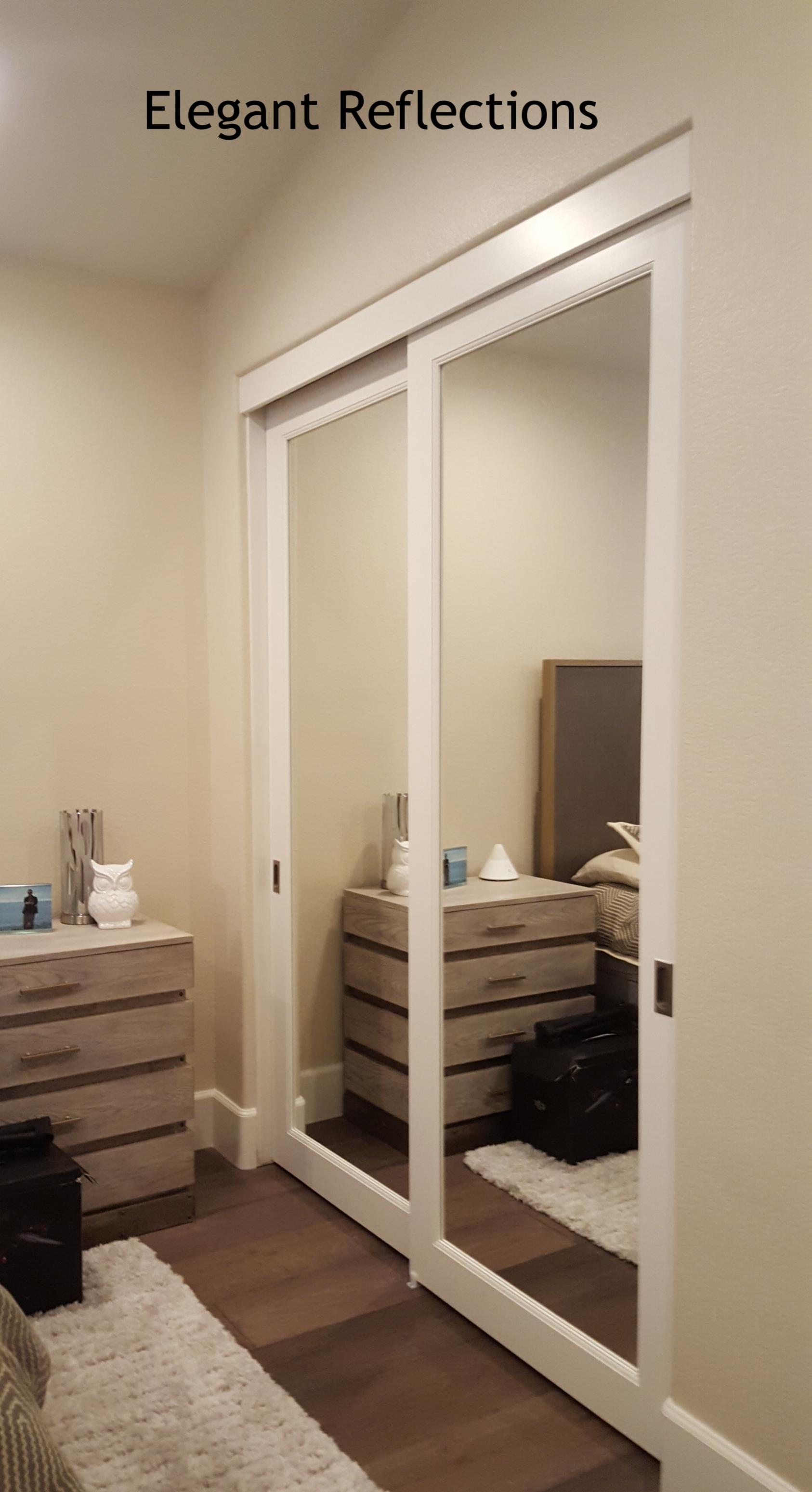 Interior Door And Closet