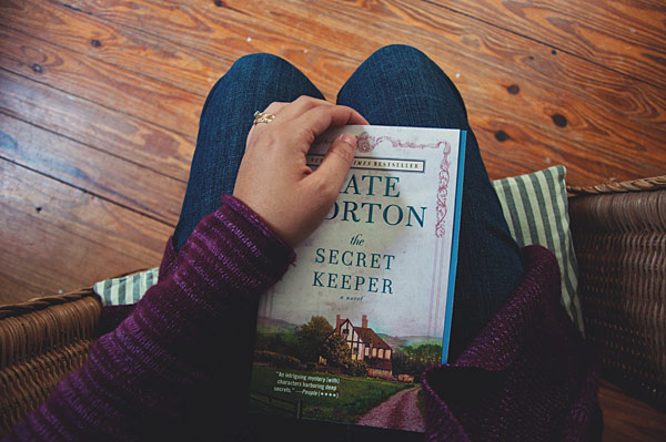 Kate Morton's The Secret Keeper