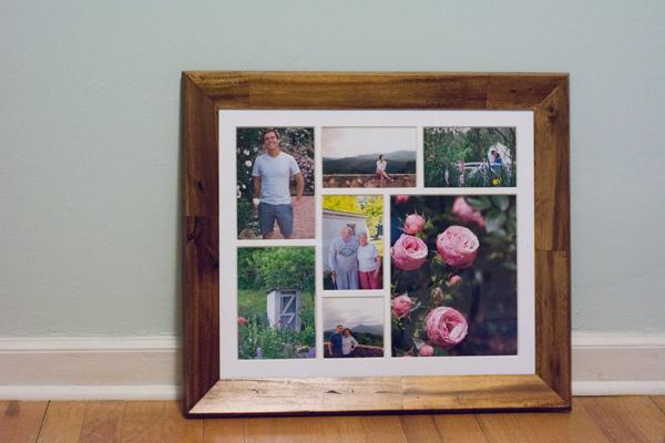 Bonus Vacation Photography Tips: print and display your photographs