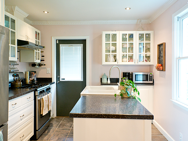 My Husband Let Me Paint The Kitchen Pink Christina Elyse