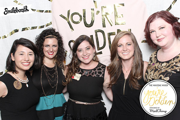 Loved meeting Amy from Taking Steps Home, Jenna from Dearest-Love, Meg from Rivers and Roads, and Julie from Vylette!