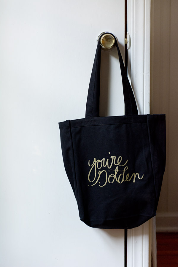 Maiedae Mixer Swag Bag - You're Golden