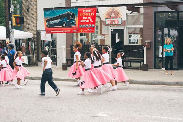 East Atlanta Strut - Poodle Skirts