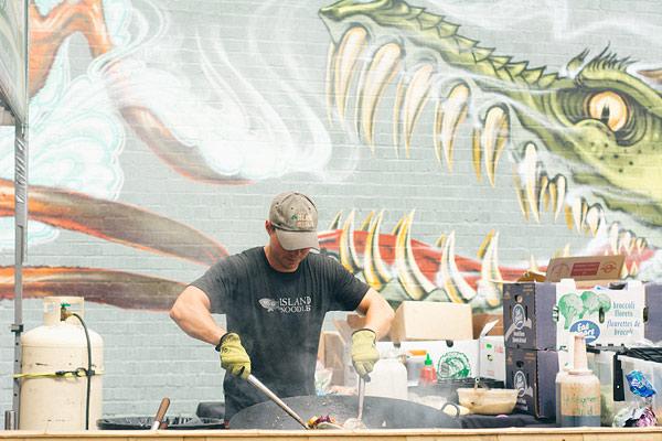 Island Noodles - East Atlanta Strut