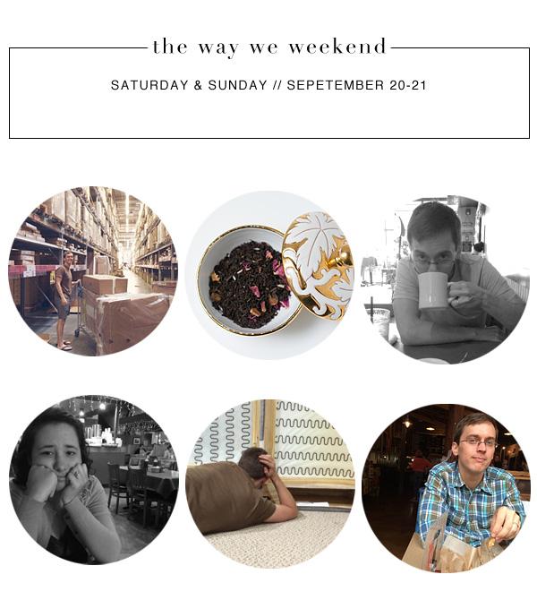 The Way We Weekend - Photo Series